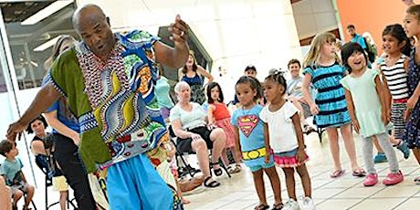 ADF Project Dance: African Dance Workshop for Kids tickets