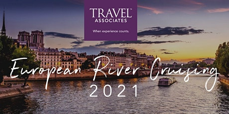 2021 European River Cruising with Scenic tickets