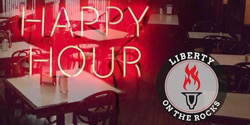 Networking for liberty happy hour!
