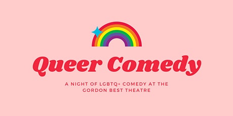 Queer Comedy Night tickets