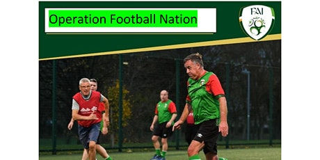 Operation Football Nation tickets