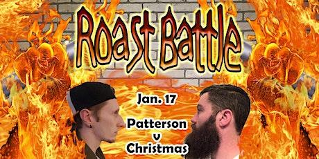 Roast Battle tickets