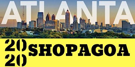 2020 ShopAGOA eMarket tickets