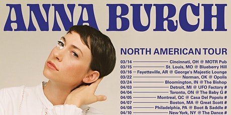 Anna Burch and Long Beard at Cafe Berlin tickets
