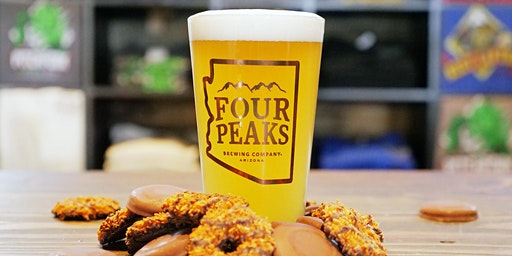 Girl Scout Cookie & Beer Pairing - Four Peaks Wilson Party Palace