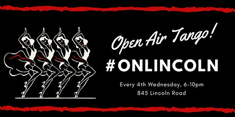 Open Air Tango tickets