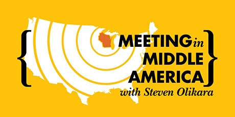 """````""""Meeting in Middle America'' Podcast Launch Party tickets"""