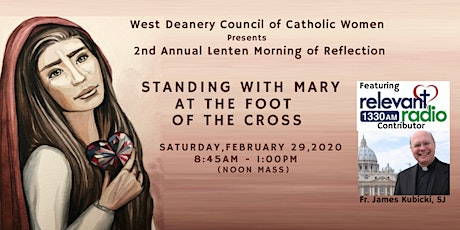 Lenten Morning of Reflection with Fr. James Kubicki tickets