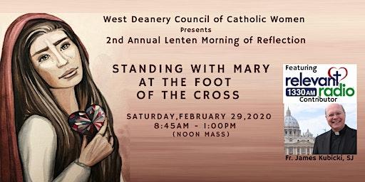 Lenten Morning of Reflection with Fr. James Kubicki