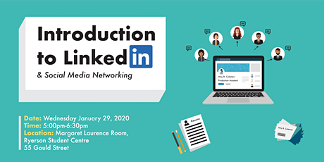 Introduction to Linkedin and Social Media Networking tickets