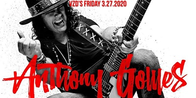 Anthony Gomes at VZD's