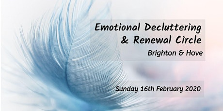 Emotional Decluttering & Renewal Circle tickets