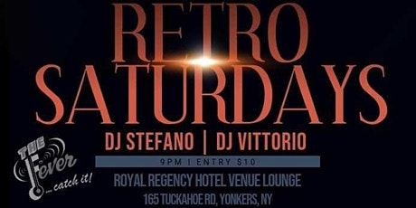 Retro Saturday At Venue Lounge tickets