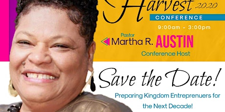 Seed, Time, & Harvest Conference 2020 tickets