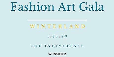 W Atlanta - Midtown + The Individuals present Fashion Art Gala : Winterland tickets