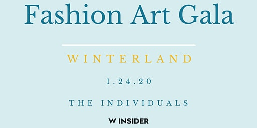 W Atlanta - Midtown + The Individuals present Fashion Art Gala : Winterland