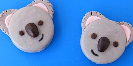 Koala Cookie Workshop tickets