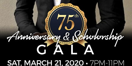 The Richmond (VA) Alumni Chapter's 75th Anniversary Scholarship Gala tickets