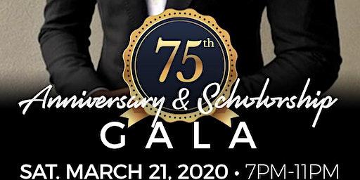 The Richmond (VA) Alumni Chapter's 75th Anniversary Scholarship Gala