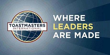 Mercury Toastmasters Weekly Meeting tickets