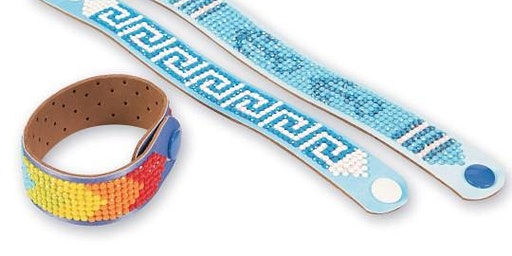 Mosaic Bracelets (Middle Grade Mondays)