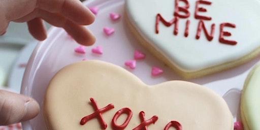 Valentine's Cookie Decorating - NASHVILLE