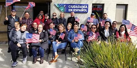 CURSO: Sábados Clases de Ciudadanía en Español entradas