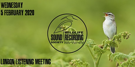 WSRS London - Listening Session tickets