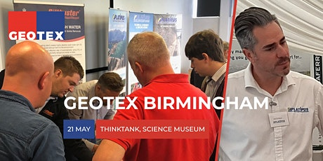 GEOTEX Birmingham - Ground Engineering Seminar tickets