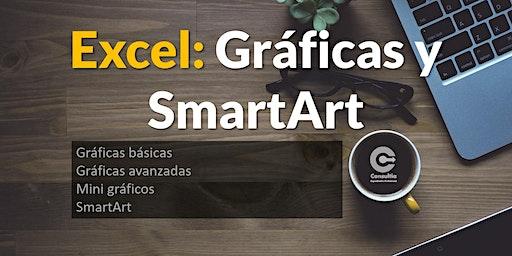 Excel - Gráficas y SmartArt
