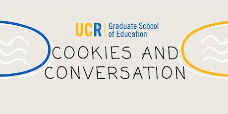 Cookies & Conversation: GSOE Education Mixer tickets