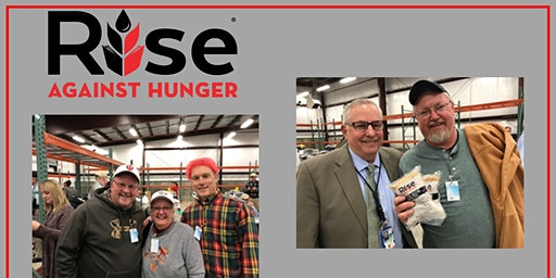 Rise Against Hunger with ORAU and The Rotary Club of Oak Ridge