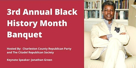 Charleston County Republican Party 3rd Annual Black History Celebration tickets
