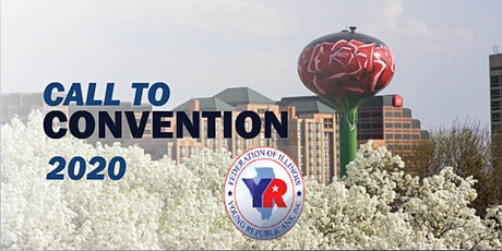 Convention 2020 tickets