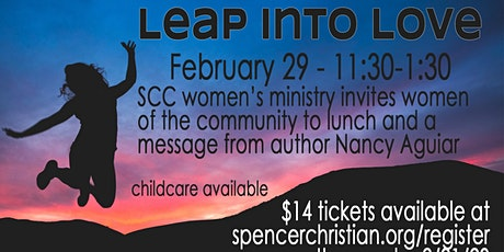 Leap into Love tickets