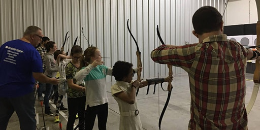 Archery Classes (4 Thursday Sessions)