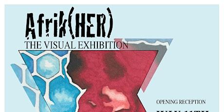 Afrik(HER) Exhibition tickets