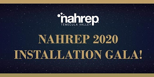 NAHREP Temecula Valley: Installation Gala