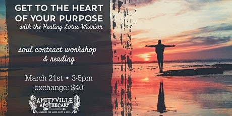 Get to the Heart of Your Purpose with Soul Contract Readings tickets