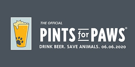 7th Annual Pints for Paws® tickets