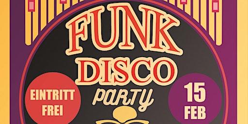 FUNK-DISCO PARTY