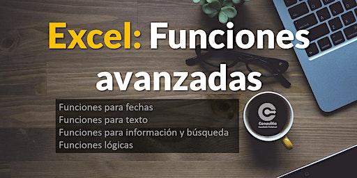 Excel - Funciones avanzadas