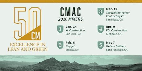 CM & CMAC Mixer #2 - Reno tickets
