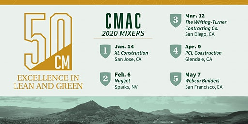 CM & CMAC Mixer #2 - Reno