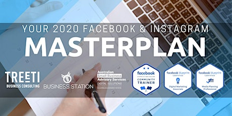 (Repeat) Your 2020 Facebook & Instagram Masterplan [Darwin] tickets