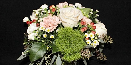 Flower Design Workshop tickets