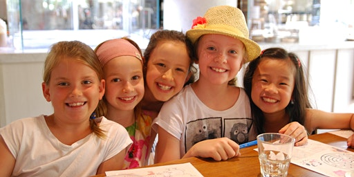 Cowch Chermside Summer Kids Classes!