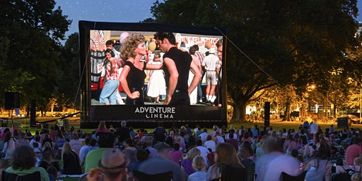 Grease Outdoor Cinema Sing-A-Long in Abertillery
