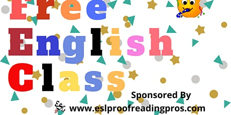 FREE  English Class- Midtown tickets