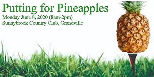 2020 KCHA Putting for Pineapples